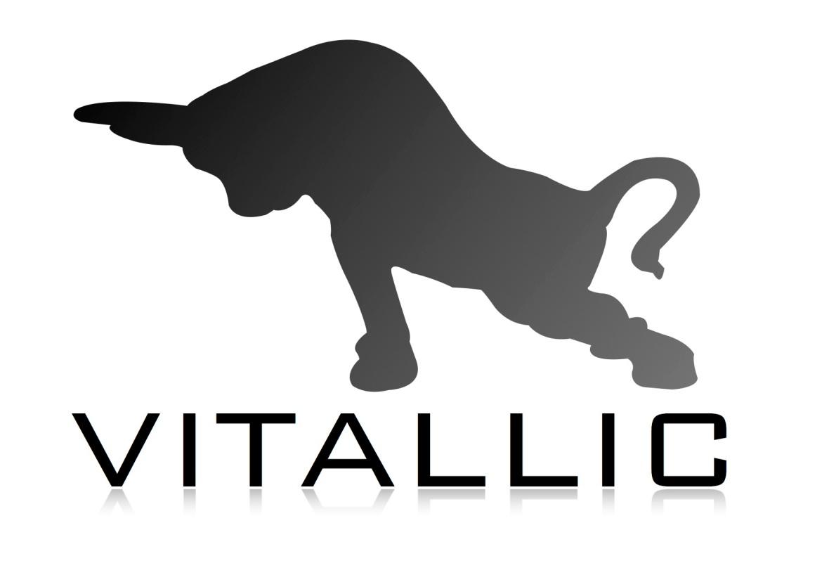 Vitallic logo